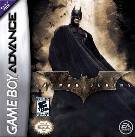 Batman Begins - Game Boy Advance [USED]