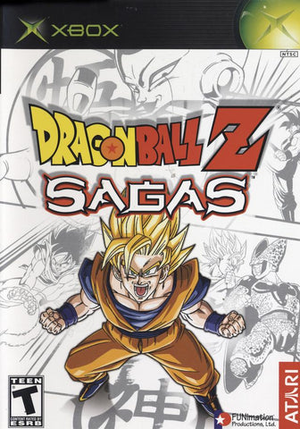 Dragon Ball Z: Sagas - Xbox