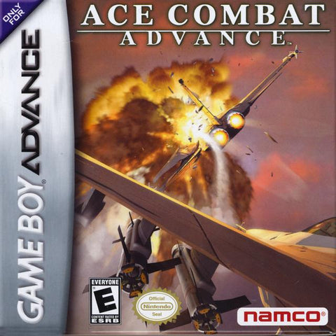 Ace Combat Advance - Game Boy Advance