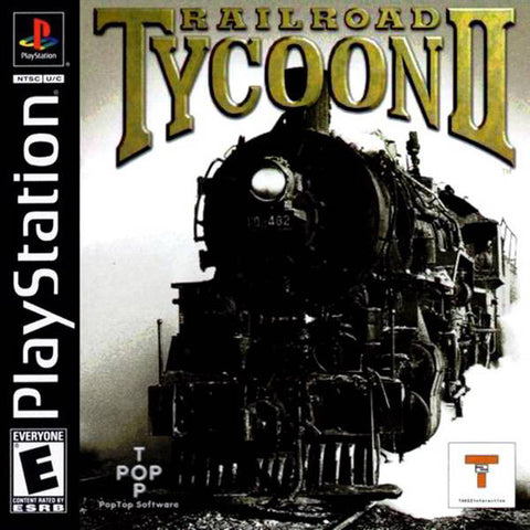 Railroad Tycoon II - PlayStation