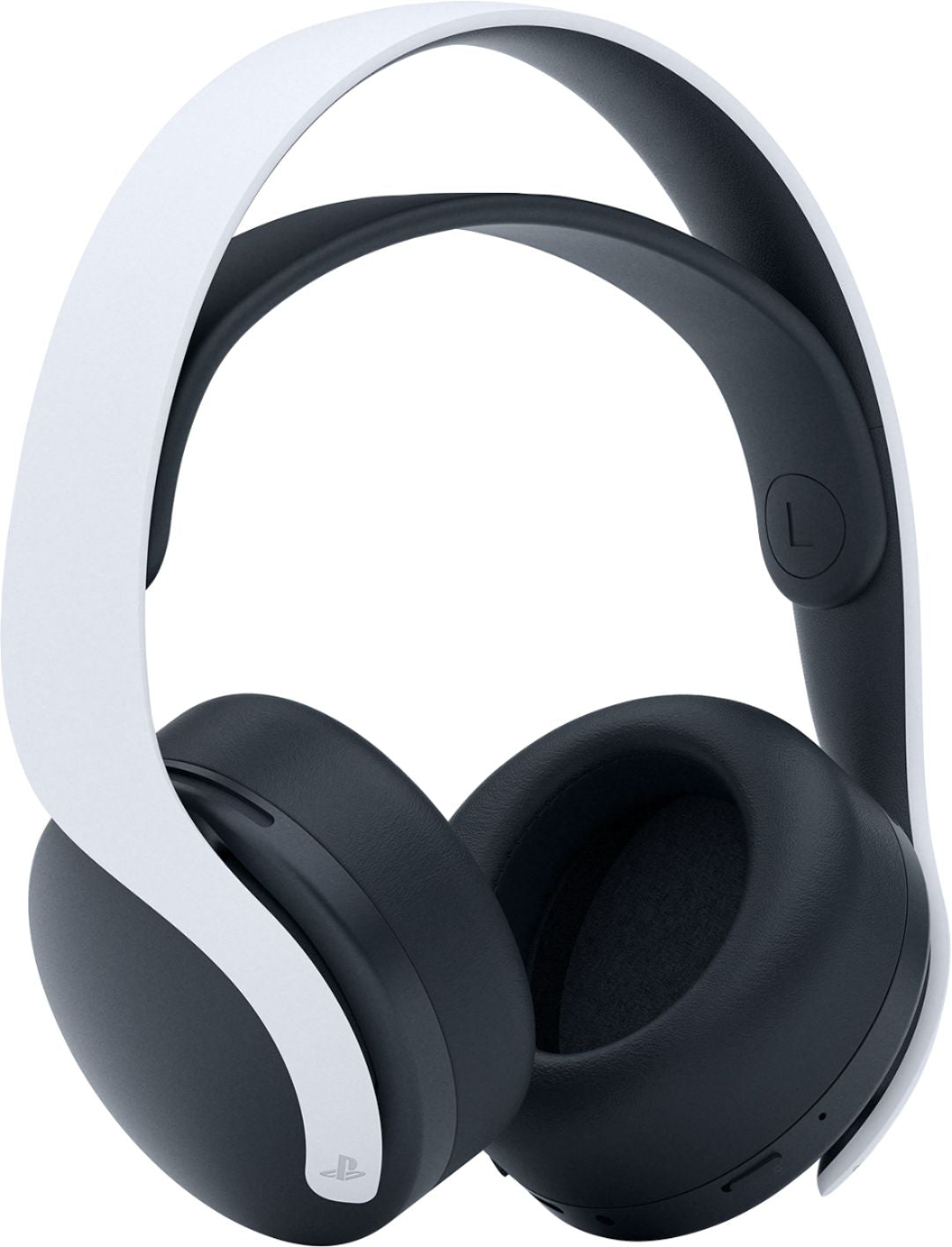Sony - PlayStation - Pulse 3D Wireless Headset (Compatible for both Playstation 4 & Playstation 5) - White - PS5