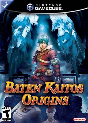 Baten Kaitos Origins - GameCube [USED]