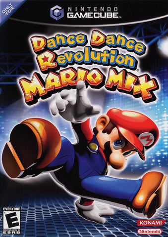 Dance Dance Revolution: Mario Mix - GameCube [USED]