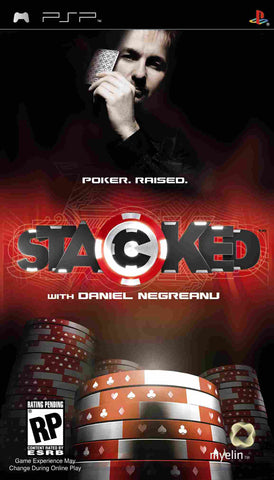 Stacked with Daniel Negreanu - PSP