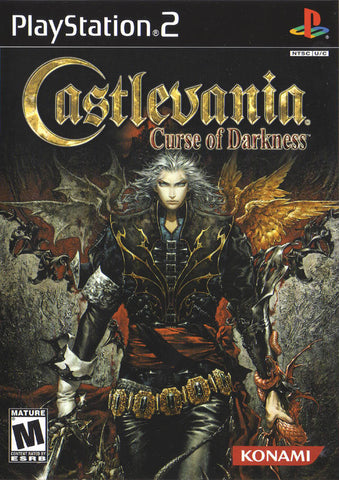 Castlevania: Curse of Darkness - PlayStation 2