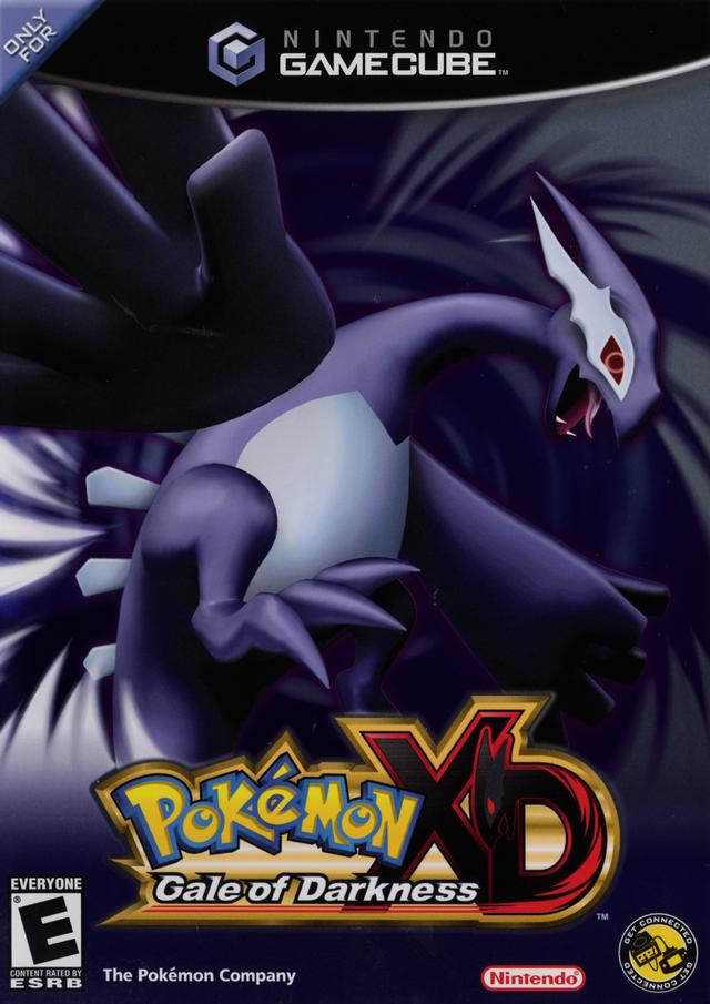 Pokemon XD: Gale of Darkness - GameCube [USED]