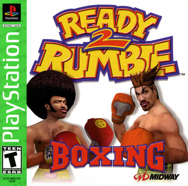 Ready 2 Rumble Boxing (Greatest Hits) - PlayStation