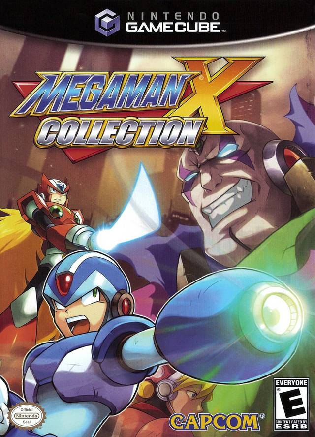 Mega Man X Collection - GameCube [USED]