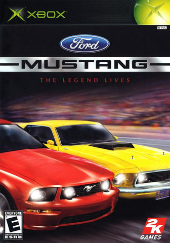 Ford Mustang: The Legend Lives - Xbox
