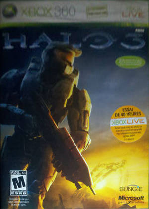 Halo 3 (French Edition) - Xbox 360