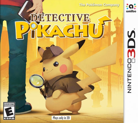 Detective Pikachu - Nintendo 3DS [USED]