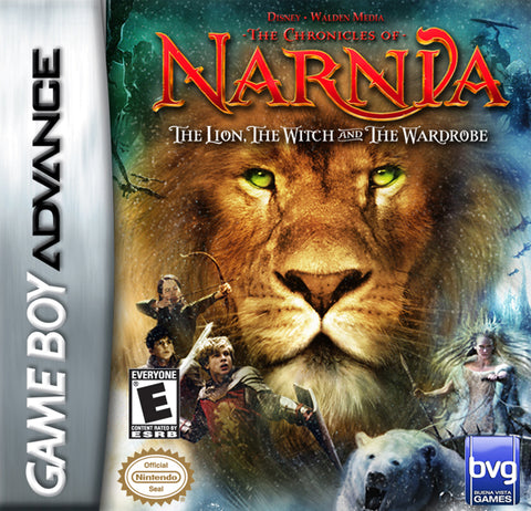 The Chronicles of Narnia: The Lion, The Witch and The Wardrobe - Game Boy Advance [NEW]