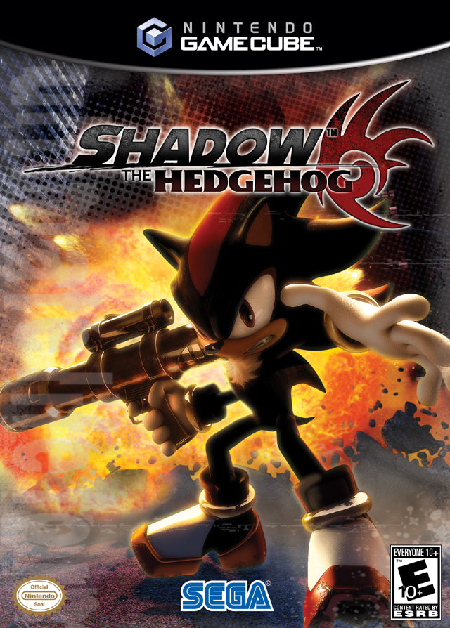Shadow the Hedgehog - GameCube [USED]