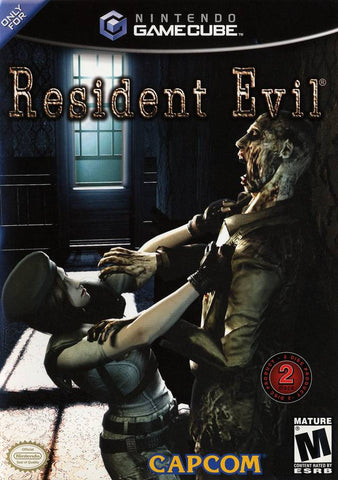Resident Evil - GameCube [USED]