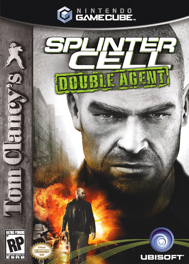 Tom Clancy's Splinter Cell: Double Agent - GameCube [USED]