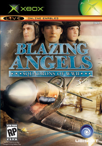 Blazing Angels: Squadrons of WWII - Xbox
