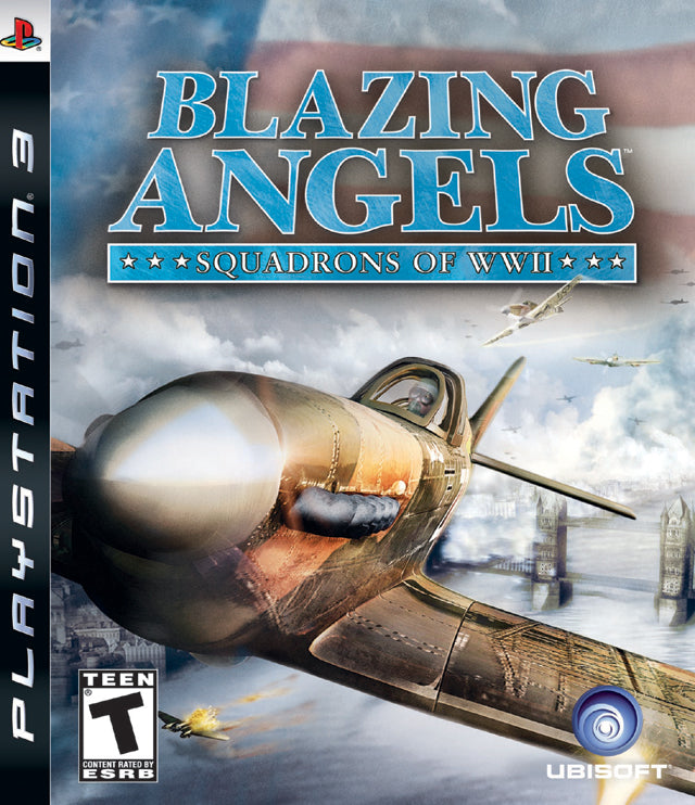 Blazing Angels: Squadrons of WWII - PlayStation 3