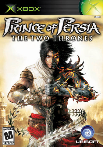 Prince of Persia: The Two Thrones - Xbox