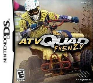 ATV Quad Frenzy - Nintendo DS