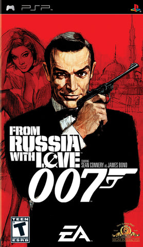 From Russia With Love - PSP