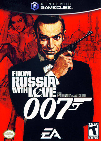 From Russia With Love - GameCube [USED]