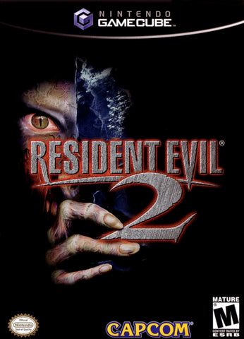 Resident Evil 2 - GameCube [USED]