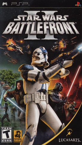 Star Wars: Battlefront II - PSP