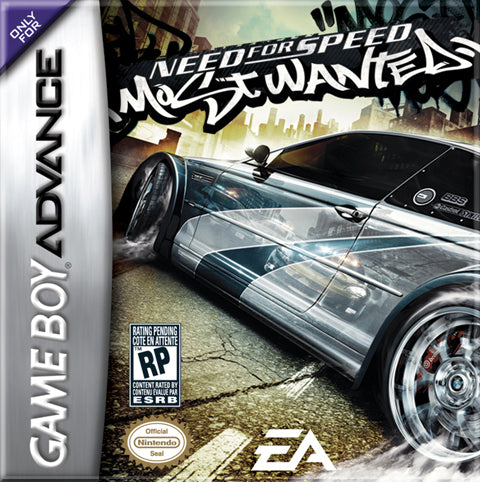 Need for Speed: Most Wanted - Game Boy Advance