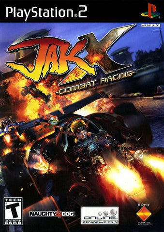 Jak X: Combat Racing - PlayStation 2
