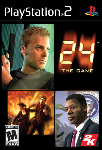 24: The Game - PlayStation 2