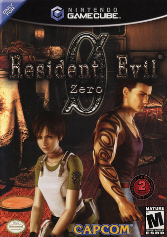 Resident Evil 0 - GameCube [USED]