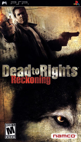 Dead to Rights: Reckoning - PSP