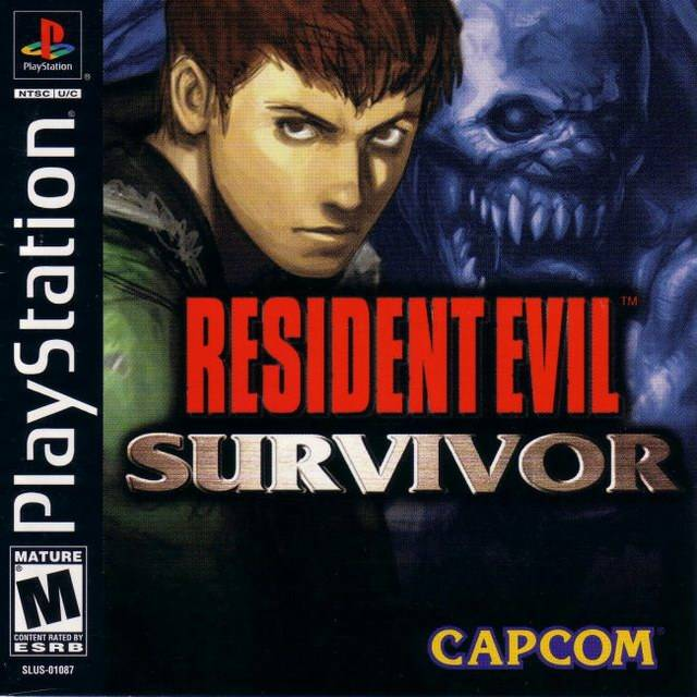 Resident Evil: Survivor - PlayStation