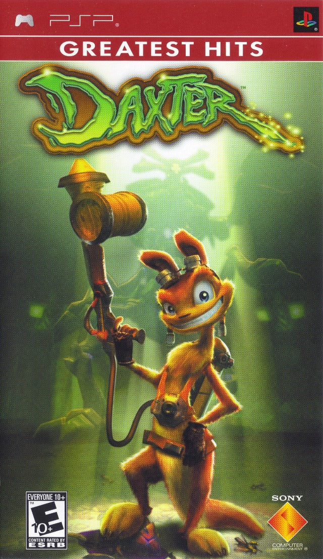 Daxter (Greatest Hits) - PSP