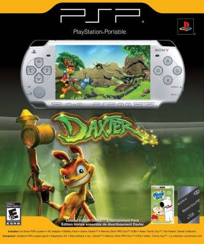 Daxter (Limited Edition Entertainment Pack) - PSP