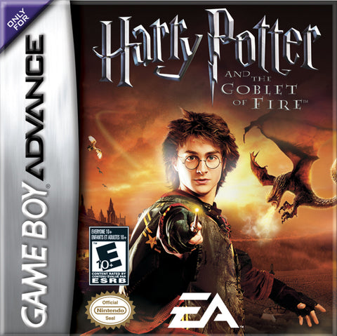 Harry Potter and the Goblet of Fire - Game Boy Advance [USED]