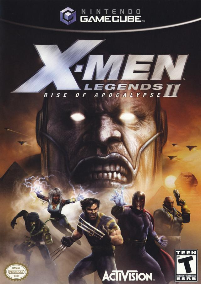 X-Men Legends II: Rise of Apocalypse - GameCube