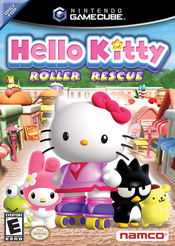 Hello Kitty: Roller Rescue - GameCube [USED]