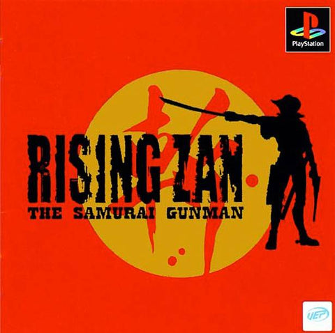 Rising Zan: The Samurai Gunman - PlayStation (Japan)