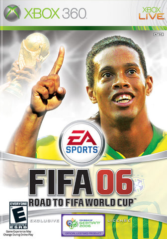 FIFA 06: Road to FIFA World Cup - Xbox 360