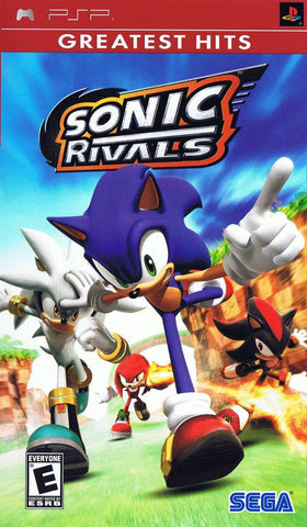 Sonic Rivals (Greatest Hits) - PSP