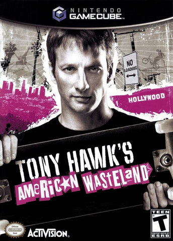 Tony Hawk's American Wasteland - GameCube [USED]