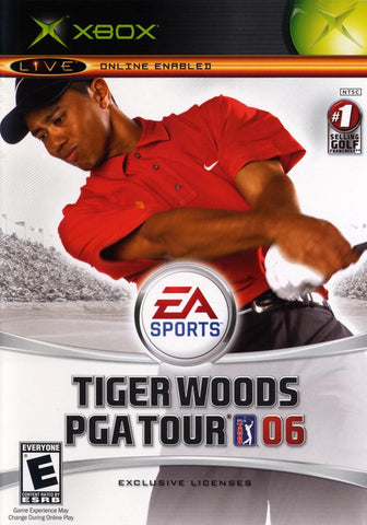 Tiger Woods PGA Tour 06 - Xbox