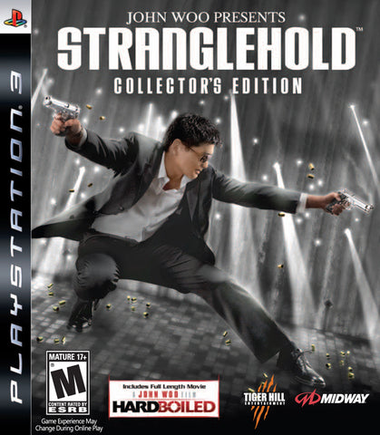 Stranglehold (Collector's Edition) - PlayStation 3