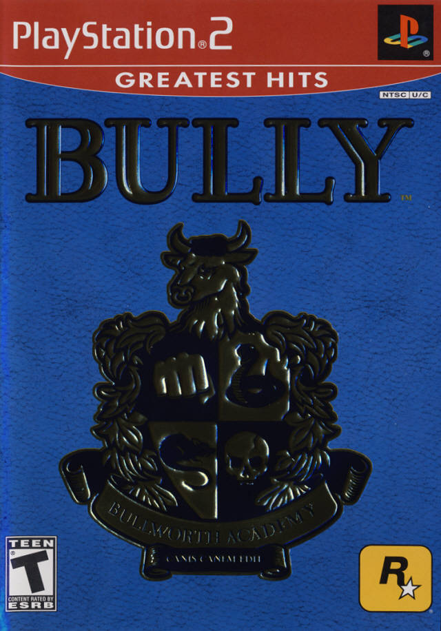 Bully (Greatest Hits) - PlayStation 2