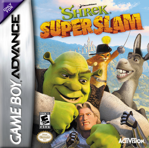 Shrek Super Slam - Game Boy Advance [NEW]