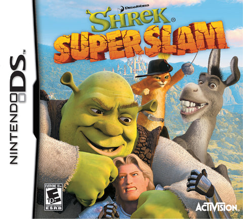 DreamWorks Shrek SuperSlam - Nintendo DS