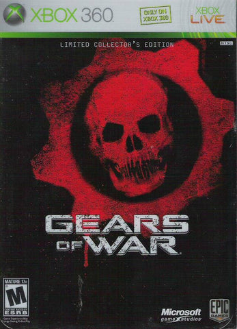 Gears of War (Collector's Edition) - Xbox 360