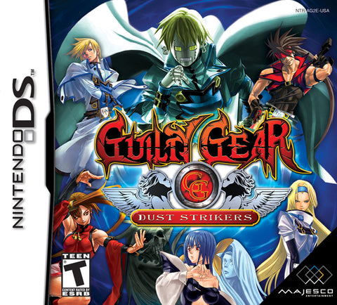 Guilty Gear Dust Strikers - Nintendo DS