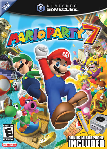 Mario Party 7 - GameCube [USED]